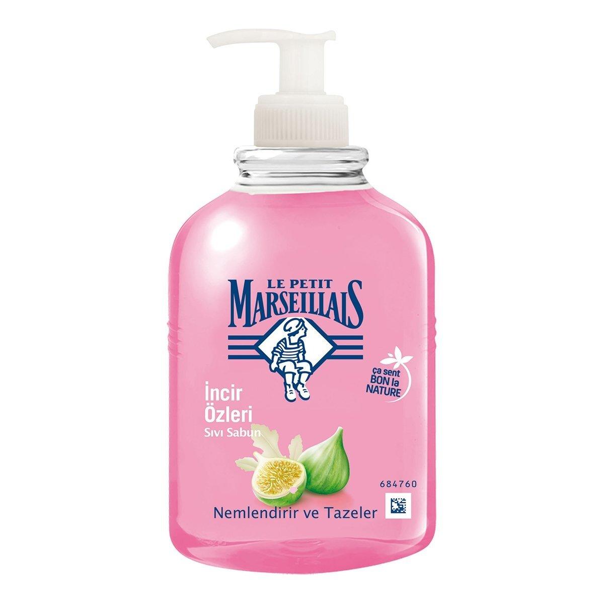 İncir Özleri Sıvı Sabun 500 ml