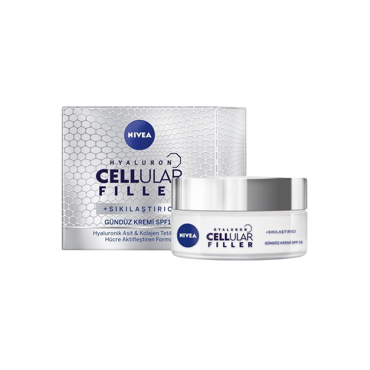 Cellular Antiage Gündüz Kremi Spf15 50 ml