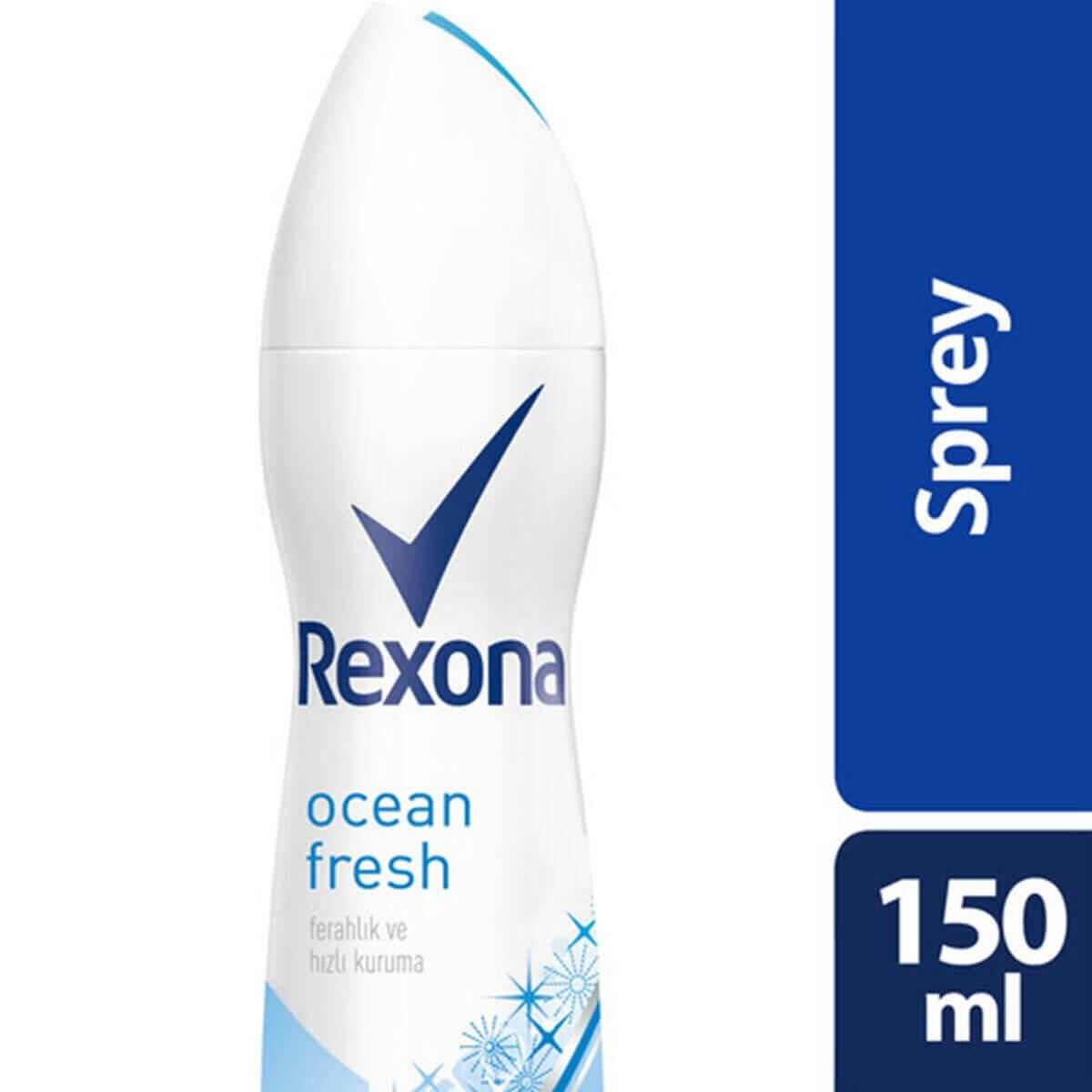 Fresh Deodorant Sprey 150 ml