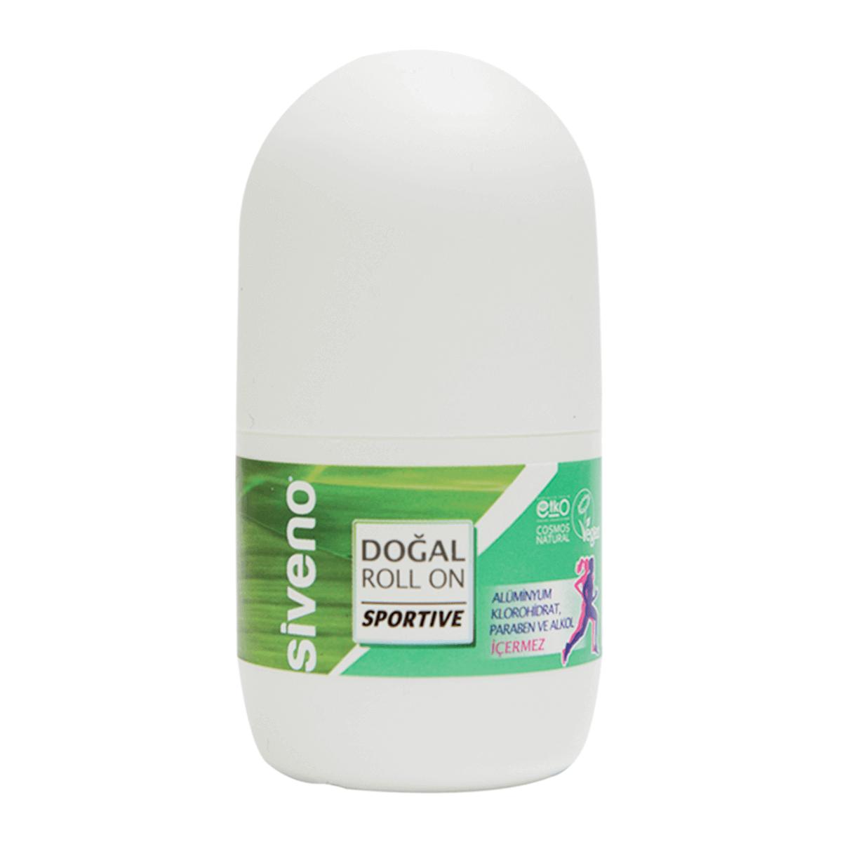 Doğal Roll-On Sportive 50 ml