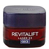Revitalift Laser X3 Gece Kremi