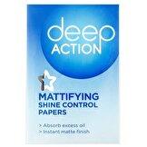 Deep Action Yüz Yağı Temizleme Kağıdı 65 Adet