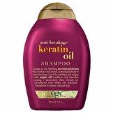 Kırılma Engelleyici Keratin Oil Şampuan 385 ml