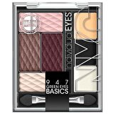 NYC Individual Eyes Palette Far Paleti Green Eyes