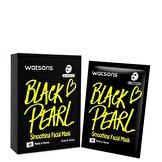 Resim Tencel Pürüzsüzleştirici Siyah İnci Maskesi 1 Adet