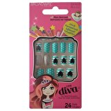 Little Diva Sticker Nails Hollywood