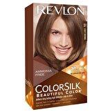 Colorsilk Saç Boyası Light Kahverengi 51