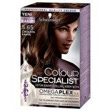 Colour Specialist Saç Boyası Çikolata Kahve 5-65