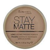 Stay Matte Pressed Pudra No. 006