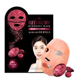 Red Ruby Hydrogel Maske