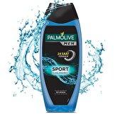 Sport Erkekler İçin Duş Jeli Şampuan 500 ml