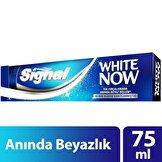 Anında Beyazlık Diş Macunu 75ml