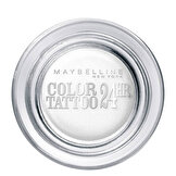 Color Tattoo 24H Creamy Mattes Göz Farı - 45 Infinite White