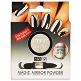Nail Art Magic Mirror Powder - Chrome Ayna