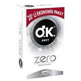 Zero Prezervatif Ekonomik Paket 20 Adet