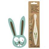 Mısır Koçanı Diş Fırçası Bunny ve Dino