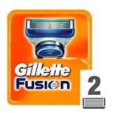 Fusion Yedek Tıraş Bıçağı 2'li