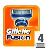 Fusion Yedek Tıraş Bıçağı 4'lü