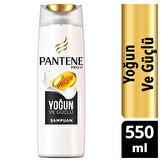 Yoğun Ve Güçlü Saçlar Şampuan 550 ml