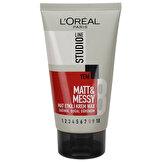 Mat&Messy Krem Wax Doğal Görünüm 150 ml