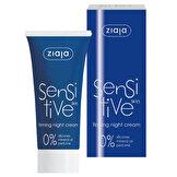 Sensitive Gece Kremi Sıkılaştırıcı 50 ml