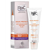 ROC SOLEIL PROTEXION ANTI-BROWN FLUID SPF50 50ML