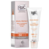 ROC SOLEIL PROTEXION SENSITIVE FACE SPF50 50ML