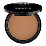 Matte Body Bronzer Deep Tan