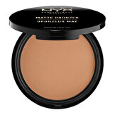 Matte Body Bronzer Light