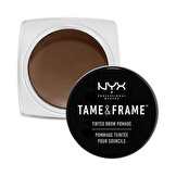 Tame & Frame Tinted Brow Pomade Chocolate
