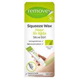 Squeeze Wax İnatçı ve Sık Tüyler 100 ml