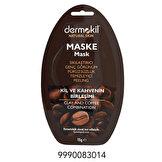 Natural Skin Sıkılaştırıcı Pürüzsüzleştirici Temizleyici Maske Kahve 15ml