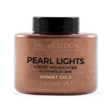 Pearl Lights Loose Highlighter Sunset Gold
