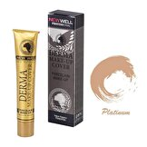 Derma Makeup Cover Porselen Fondöten Platinum
