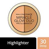 Miracle Glow Duo Aydınlatıcı 30 Deep