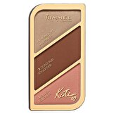 Kate Sculpting Palette Renk 003 Golden Bronze