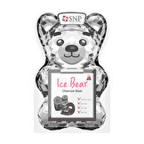 SNP ICE BEAR CHARCOAL MASK 33ML