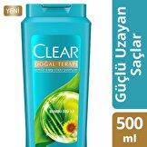 Güçlü Uzayan Saçlar Şampuan 500 ml