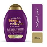 Dolgunlaştırıcı Biotin & Kolajen Şampuan 385 ml