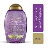Sarı Saçlar için Renk Koruyucu Lavender Platinum Şampuan 385 ml