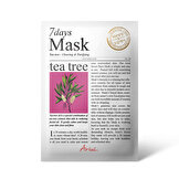 Seven Days Tek Kullanimlik Maske Tea Tree