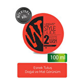 Style Mate ve Dogal Wax 100ml