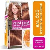 Creme Gloss Saç Boyası Krem Karamel No. 732