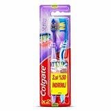 Zig Zag Diş Fırçası Orta 2+1 Etkin Diş Arası Temizlik