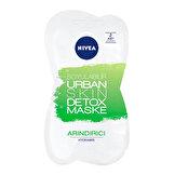 Urban Skin Detox Soyulabilir Arındırıcı Maske 2X5 ml