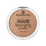 Sc Matt Bronzing Powder 02 Sunny
