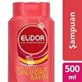 Renk Koruyucu ve Canlanıdırıcı Bakım Şampuanı 500ml