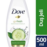 Fresh Touch Duş Jeli 500ml