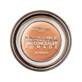 Infaillible 24H Concealer Pomade Kapatıcı 20 Peach - Nötr