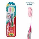 Mikro İnce Gelişmiş Diş Fırçası Extra Yumuşak 1+1